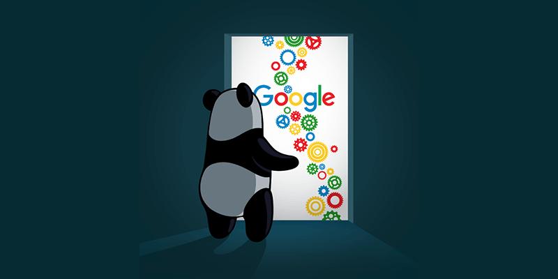 구글 알고리즘 Panda 업데이트