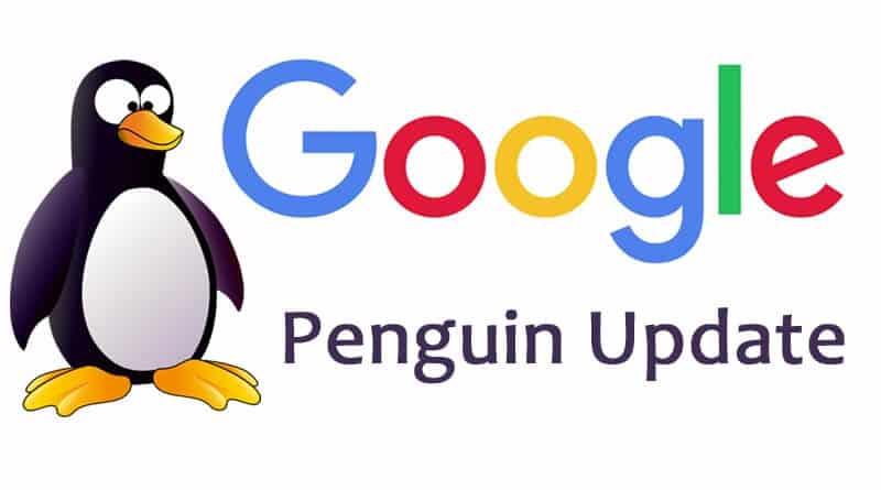 구글 알고리즘 Penguin 업데이트