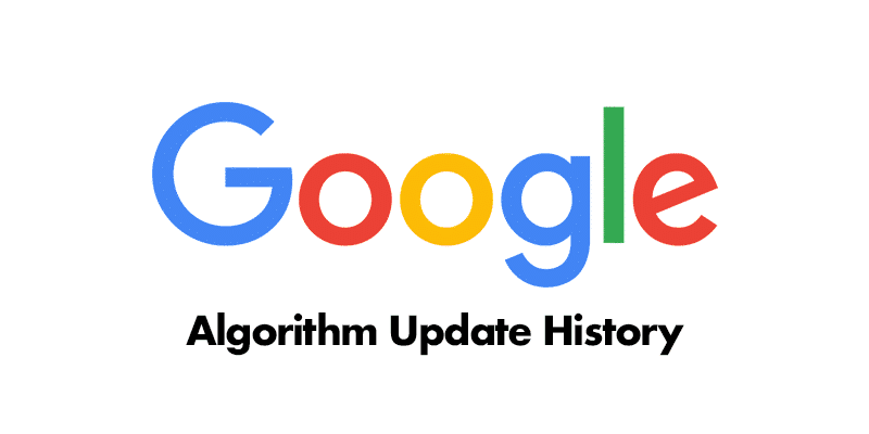 구글 알고리즘