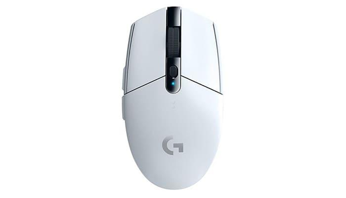 로지텍 G304 LIGHTSPEED 무선 게이밍 마우스