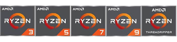AMD 라이젠 모바일 프로세서 종류