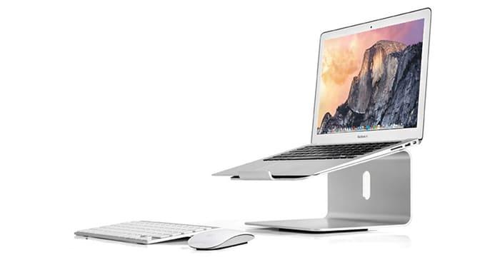 01 노트북 거치대 추천 소이믹스 알루미늄 노트북 맥북 거치대 360 SOME2