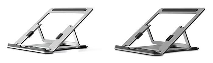 소이믹스 알루미늄 각도조절 노트북 맥북 거치대 SOME1X