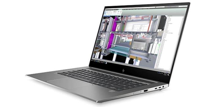 HP Zbook 크리에이트 G7