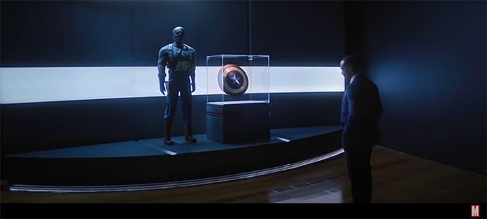 캡틴 아메리카의 유산