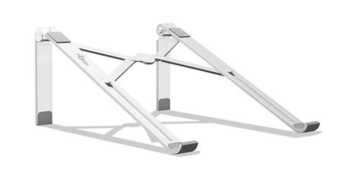 오메이 알루미늄 접이식 노트북 거치대 ALS400