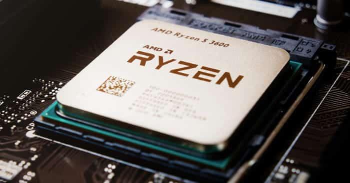 AMD 라이젠 모바일 CPU 비교