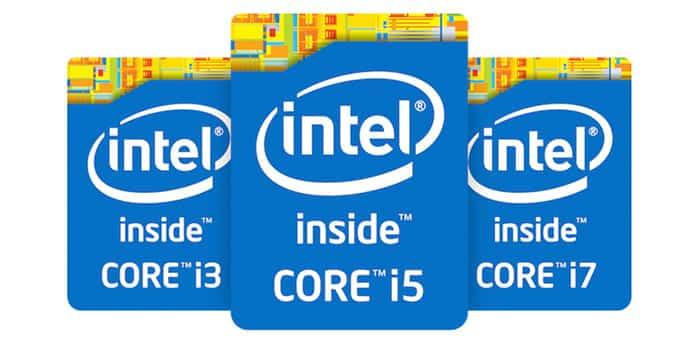 인텔 i3 i5 i7 비교