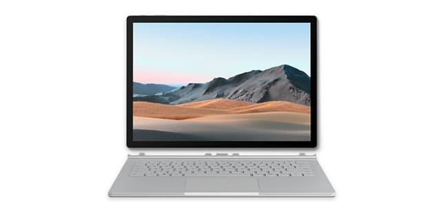 영상편집 노트북 마이크로소프트 서피스북 3